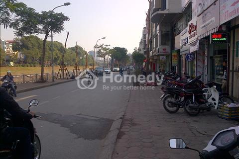 Cho thuê cửa hàng mặt phố Nguyễn Khang ( gần cầu Trung Hòa ) 30m2 giá chỉ 13 triệu/m2