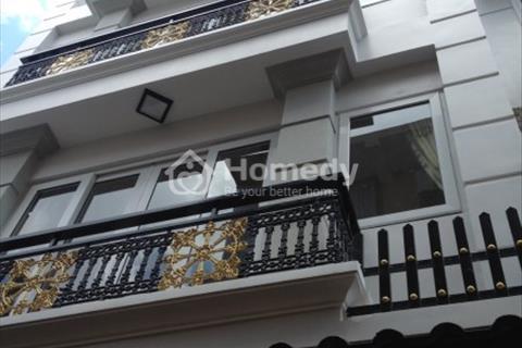 Bán nhà mặt tiền đường Nguyễn Huy Tự, P. Dakao, Q.1. DT: 3.6m x 18m giá 14 tỷ