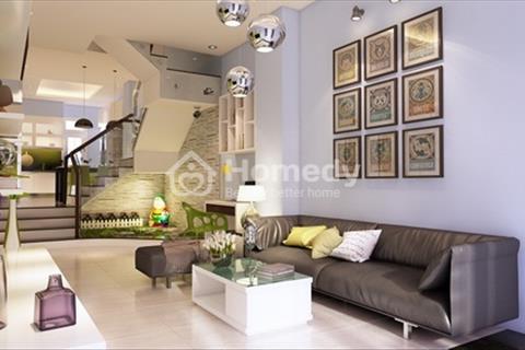 Bán nhà mặt tiền đường Trần Não 192 m2, 1 trệt 1 lầu 3 phòng ngủ có ban công thông thoáng