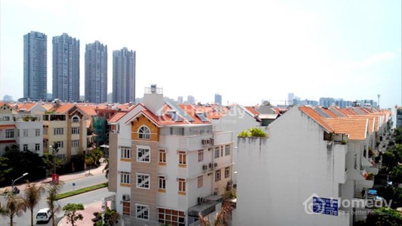 Cho thuê biệt thự mặt tiền Nguyễn Thị Thập, dt 20x20 = 400m2, giá 300 triệu/tháng - 2