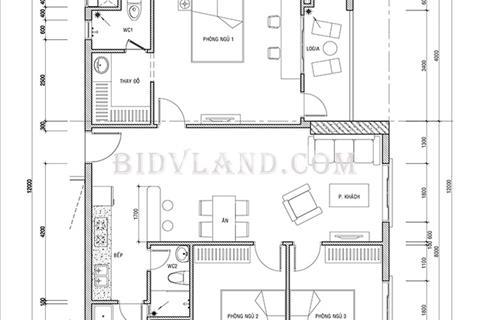 Căn hộ Idico block C, giao dịch trực tiếp chủ đầu tư, cam kết cho vay 70% giá trị căn hộ