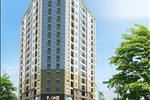 Green view 2 có vị trí tọa lạc nằm trên đường Lý Thường Kiệt, đối diện UBND Phường Lê Lợi. Chung cư được thiết kế 19 tầng, mỗi tầng có 9 căn, mỗi căn từ 2 đến 3 phòng ngủ, 2WC, 2 ban công.