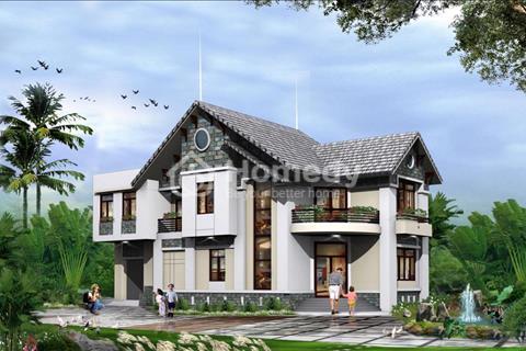 Bán biệt thự khu Thảo Điền quận 2 348m2 với 4PN và sân vườn rộng rãi xanh mát