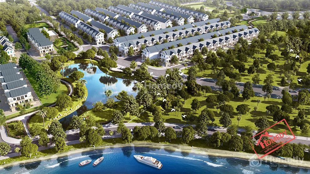 Quy hoạch dự án Park Riverside