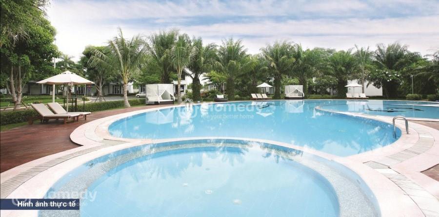 Tiện ích hồ bơi trong dự án biệt thự Villa Park