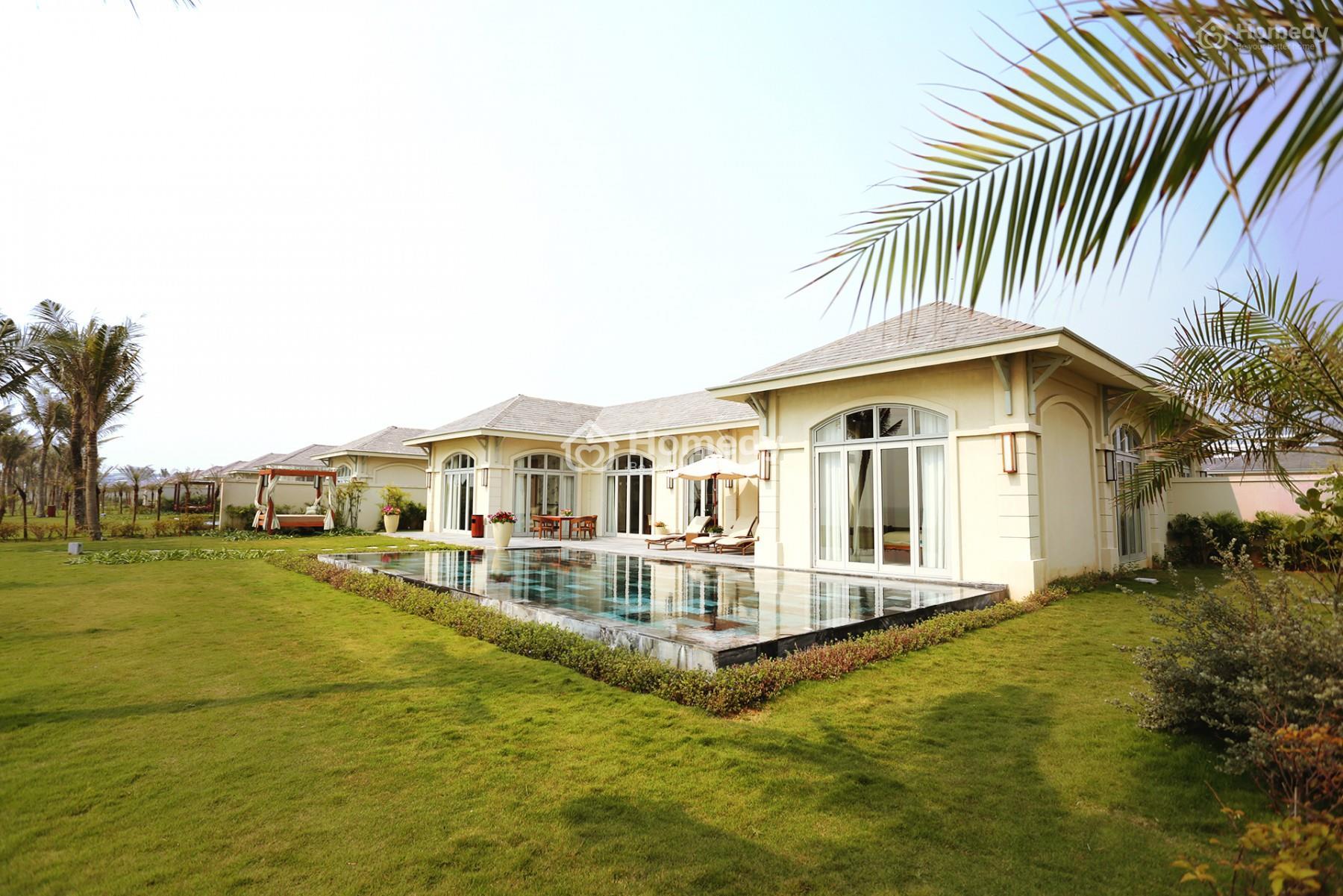 Các khu biệt thự trong dự án FLC Luxury Resort Samson