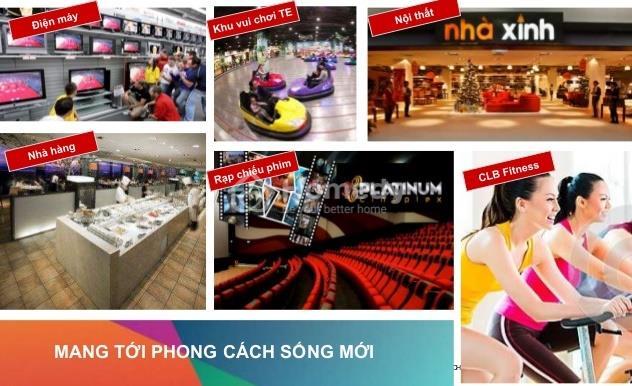 Tiện ích nổi bật tại Vincom Center Phạm Ngọc Thạch