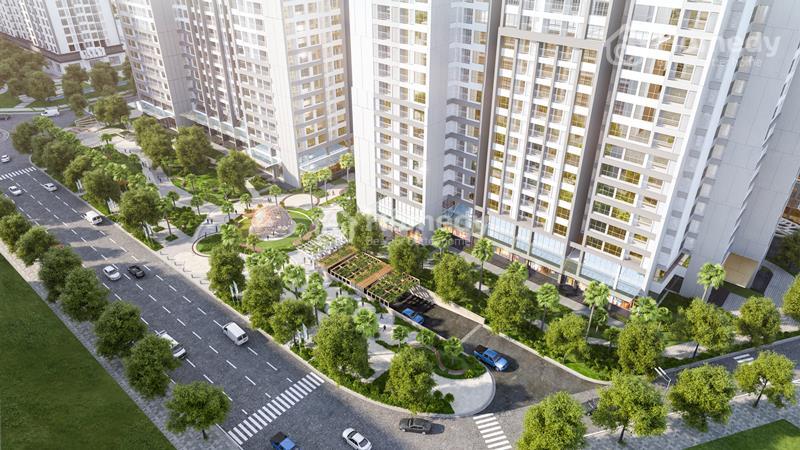 Phối cảnh dự án khu đô thị Vinhomes Smart City