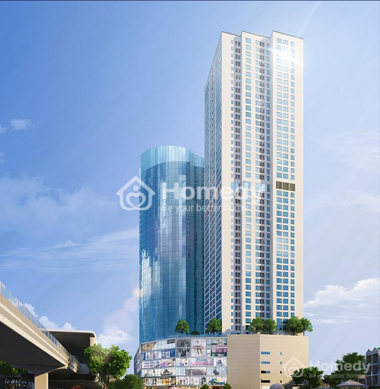 Phối cảnh tòa tháp đôi FLC Twin Towers