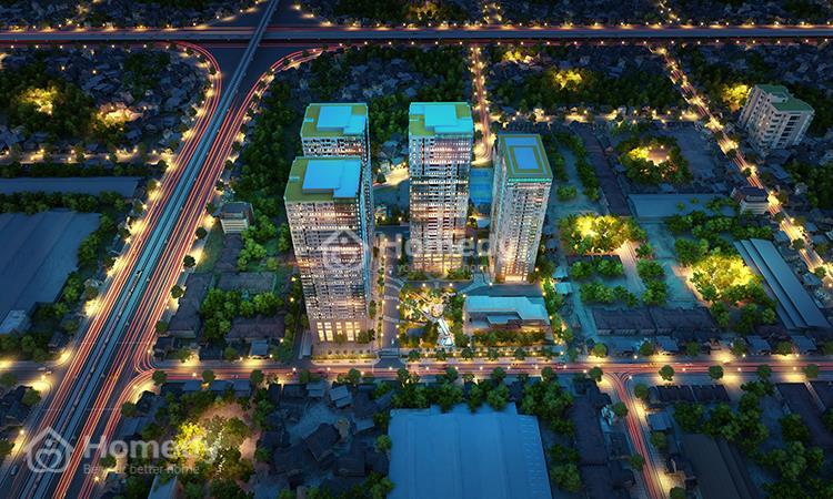 Goldseason nằm giữa khu dân cư dân trí cao tại đường Nguyễn Tuân