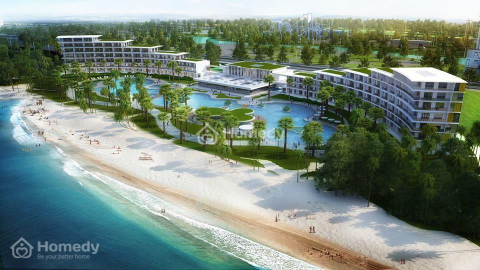 Diện mạo bãi biển mới mà FLC Sầm Sơn mang lại