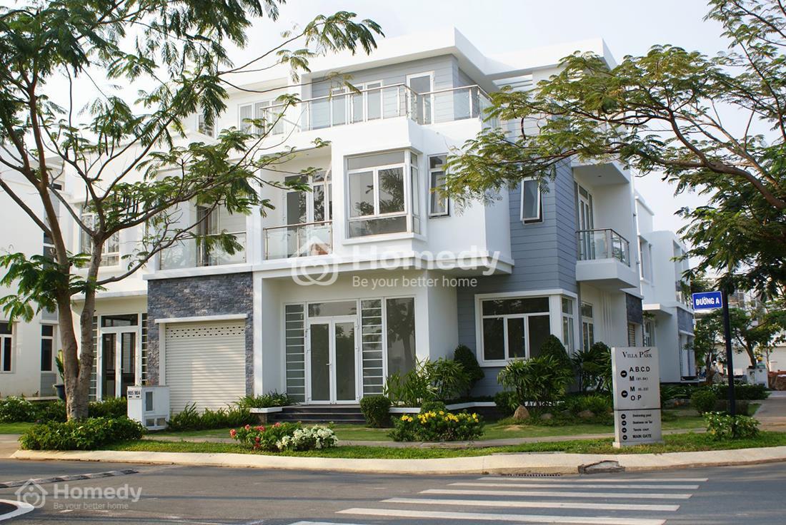 Không gian sống xanh tại Villa Park Quận 9.