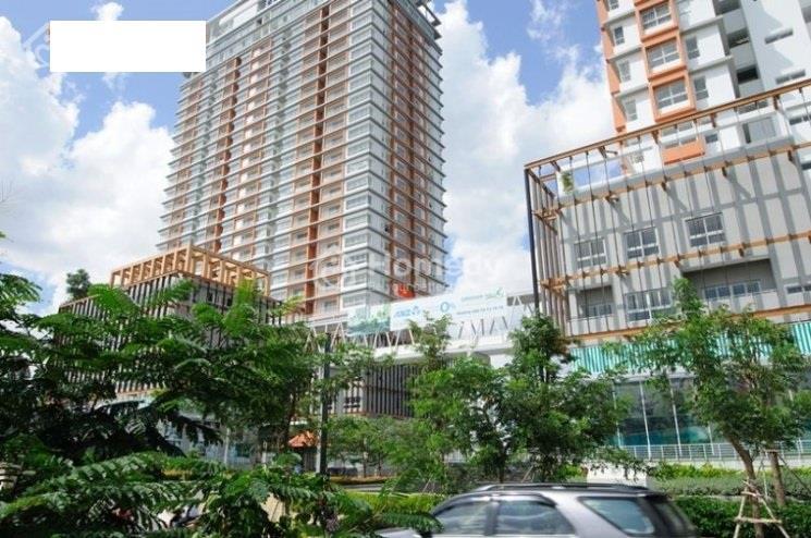Phối cảnh điển hình dự án hạng sang ở đất Sài Gòn.