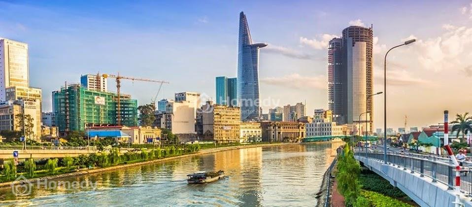 Bất động sản trên đất vàng quận 1, 3, 4, Bình Thạnh đang rầm rộ bung hàng trong 6-8 tháng qua.