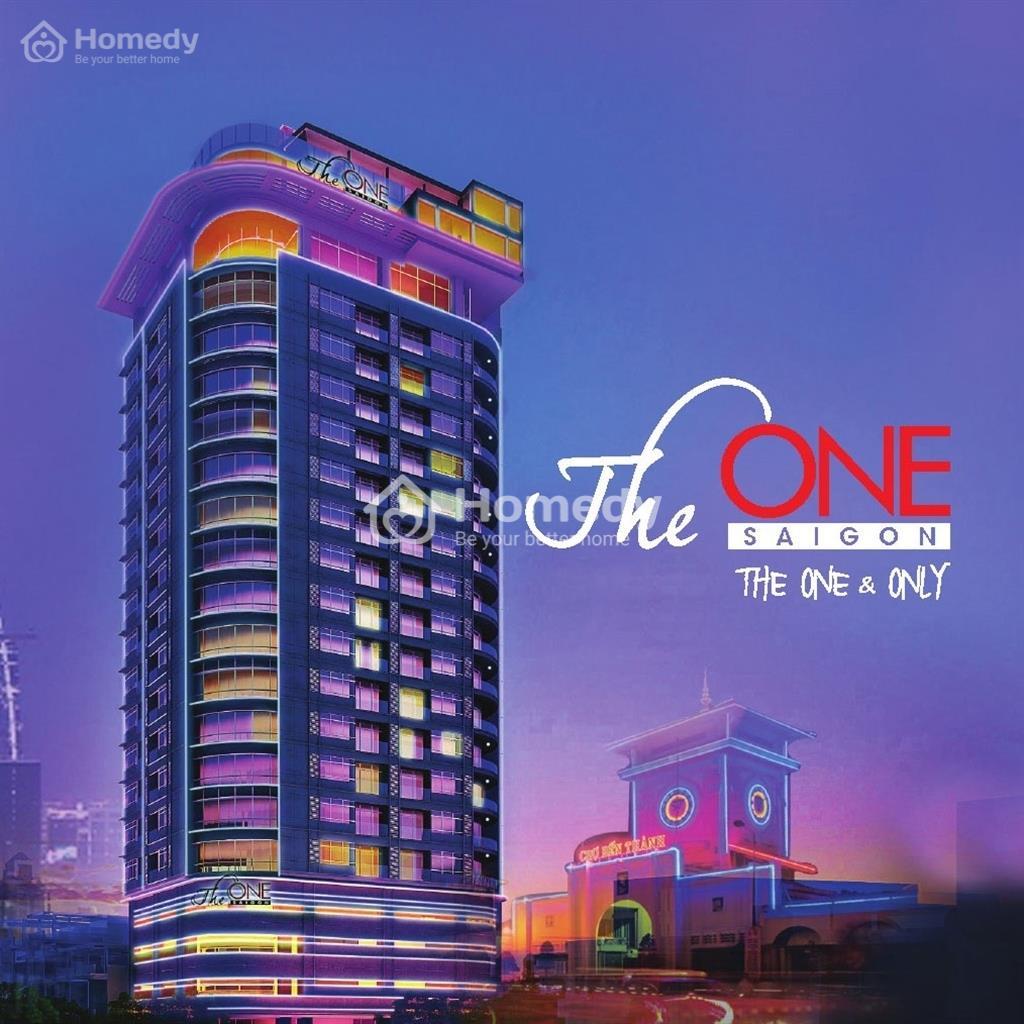 Phối cảnh dự án The One Sài Gòn
