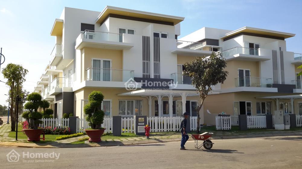 Nhu cầu nhà phố và biệt thự tại TP. Hồ Chí Minh tăng cao.