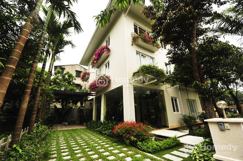 Phân khúc nhà phố biệt thự tại TP. Hồ Chí Minh tăng mạnh trong thời gian gần đây.