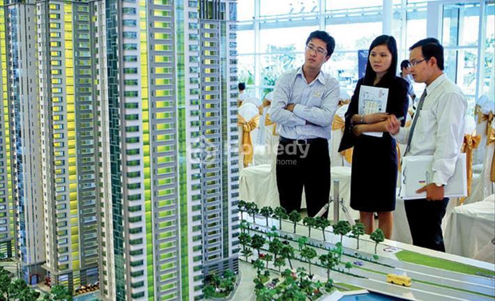 """Cuộc chiến """"săn"""" nhà chung cư quận Thanh Xuân"""
