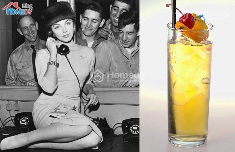 cocktail cam hung tu sao Hollywood 5