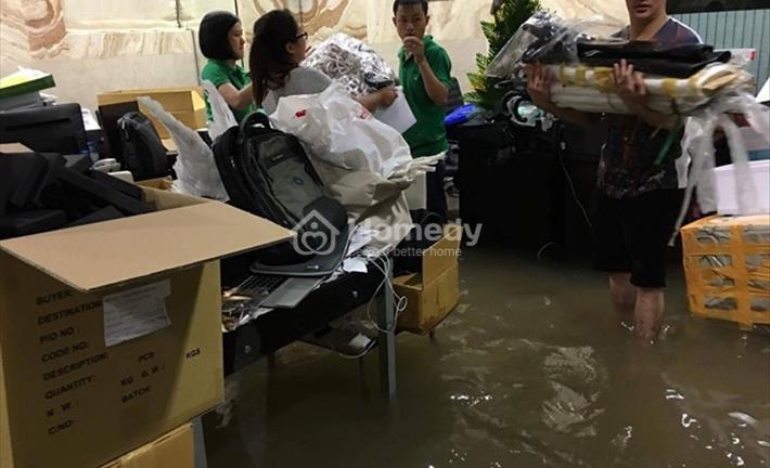 Biệt thự gần 70 tỷ của Đàm Vĩnh Hưng ngập lênh láng sau mưa giông