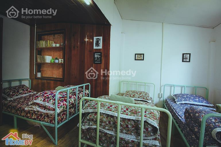 homestay phong tap the