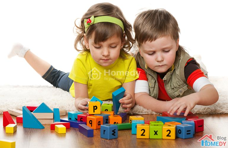 phương pháp dạy trẻ thông minh