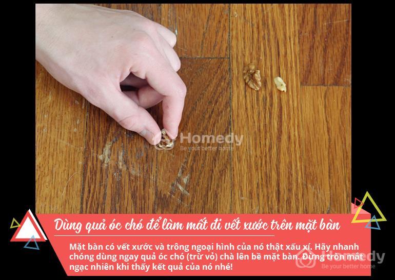 Giúp căn nhà sạch bong bằng những vật dụng có sẵn trong bếp 13