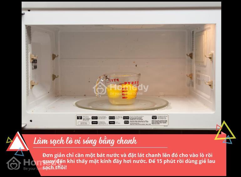 Giúp căn nhà sạch bong bằng những vật dụng có sẵn trong bếp 4