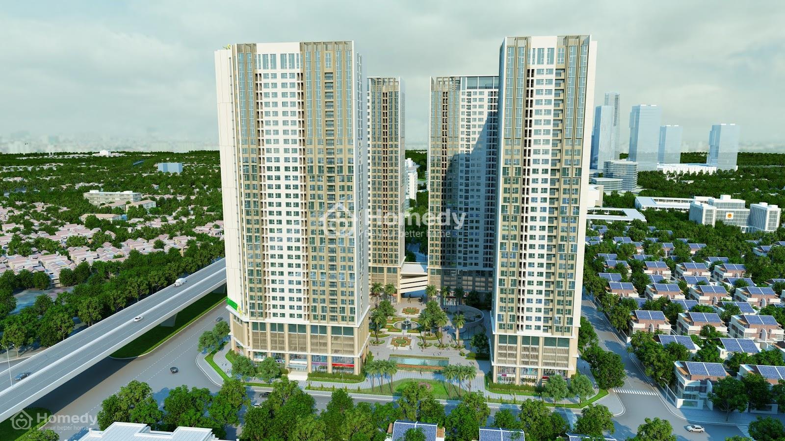 dự án xanh Eco Green City Nguyễn Xiển