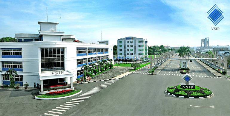 Công ty Liên doanh TNHH KCN Việt nam – Singapore