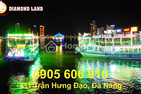 Bán đất đường Trần Hưng Đạo Đà Nẵng đối diện Khách sạn Novotel 125 hoặc 280m2