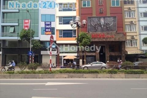 Bán nhà măt phố Trần Hưng Đạo, 764 m2 x 2 tầng, mặt tiền 26 m - hướng Bắc. Giá 496 tỷ