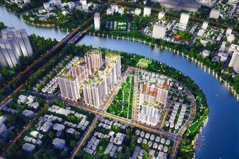Novaland - mở bán tháp E1B - Dự án SUNRISE RIVERSIDE, ưu đãi khủng cho căn hộ 2PN