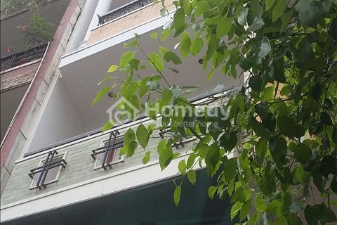 Bán nhà mặt tiền đường Nam Kì Khởi Nghĩa 1 lửng 4 lầu khu dân cư đông đúc