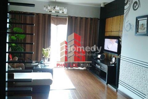 Cho thuê chung cư PN, Hoàng Minh Giám 130m2, 3PN, lầu cao, NTCC giá 20 triệu/tháng
