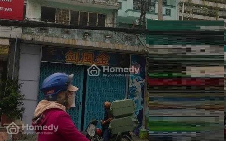 Cho thuê nhà mặt tiền ngang 5m Lạc Long Quân, p.10, Tân Bình