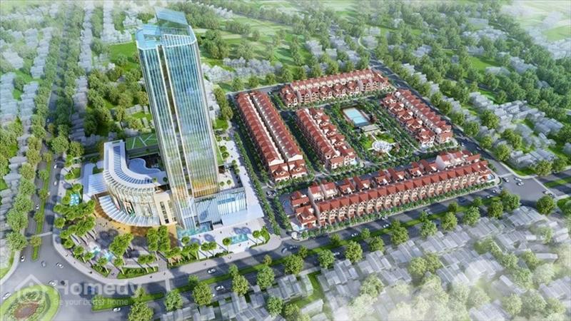 Dự án Vinhomes New Center - Vincity Hà Tĩnh - ảnh giới thiệu