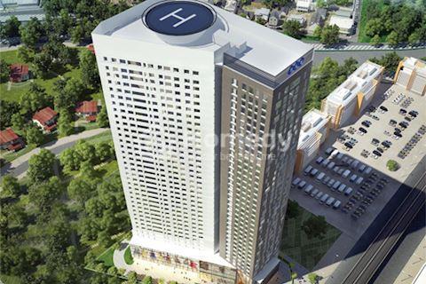 Bán chung cư FLC Complex DT 70 m2, 2 phòng ngủ, giá bán 26,5 triệu/ m2.