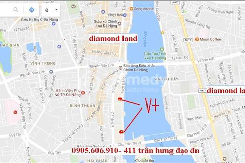 Bán đất MT sông Hàn đường Bạch Đằng nối dài Đà Nẵng dự án 319 Bộ Quốc Phòng ,Hoàng Anh Gia Lai