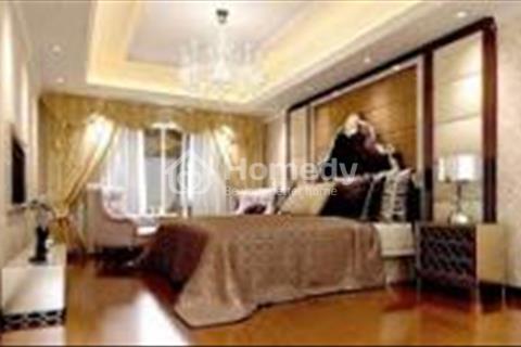 Cho thuê căn hộ River Garden 156m2 4 phòng ngủ có ban công nội thất một phần