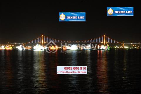 Bán đất đường Lê Văn Duyệt (đường Trần Hưng Đạo nối dài )Đà Nẵng 307m2,view sông Hàn