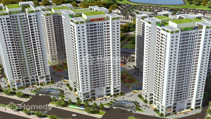 Ban đầu tư Green Stars cần bán một số căn hộ 02 - 03 phòng ngủ thu hồi vốn giá rẻ - 1