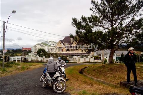 Cần bán đất biệt thự view thành phố đẹp Đồi Huy Hoàng, Đà Lạt