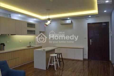 Cho thuê căn hộ chung cư CT2C ngõ 106 Hoàng Quóc Việt DT 50 m2 1 PN đủ đồ.
