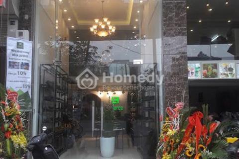Cơ hội sở hữu ngay sàn văn phòng tòa nhà 7 tầng mặt phố Trần Phú giá 6 triệu/ sàn/ 45 m2