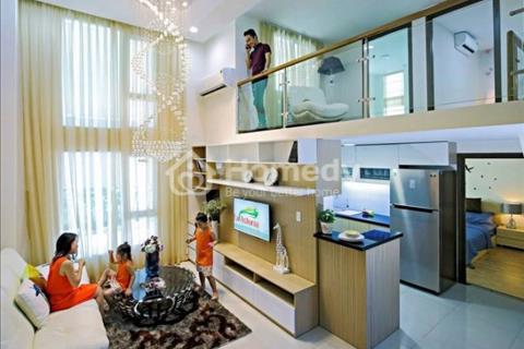 Căn hộ thông tầng Duplex đẹp nhất Q8