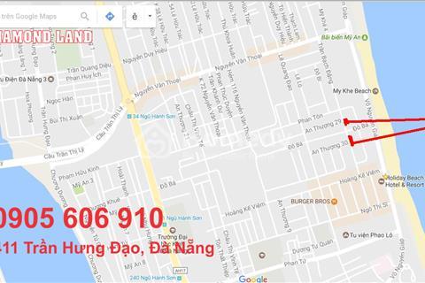 Bán đất ven biển Đà Nẵng nhiều lô vị trí đẹp thích hợp xây KS biển