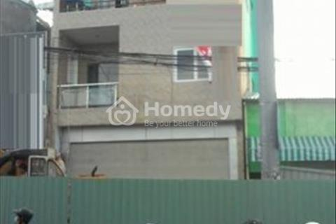 Nhà cho thuê MT Phan Văn Trị, p.1, GV gần ngã 4 dt 8x21 nở hậu 12m