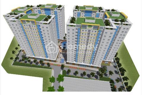 Khu chung cư nhà ở xã hội Hồ Học Lãm
