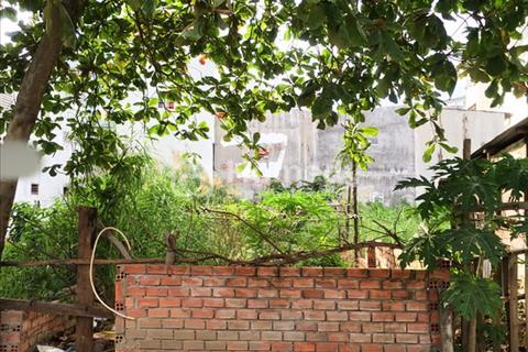 Bán lô đất nền vị trí tuyệt đẹp đường NVL, P. Tân Thuận Tây, quận 7